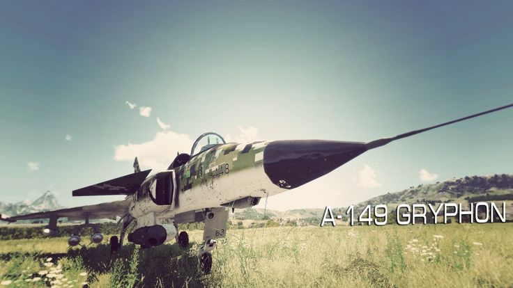 ArmA 3: A-149 Gryphon Wallpaper by Doppelkrone