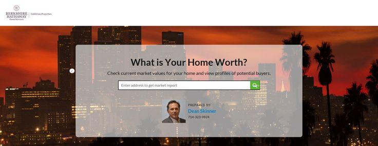 Home Value Estimator by Dean Skinner
