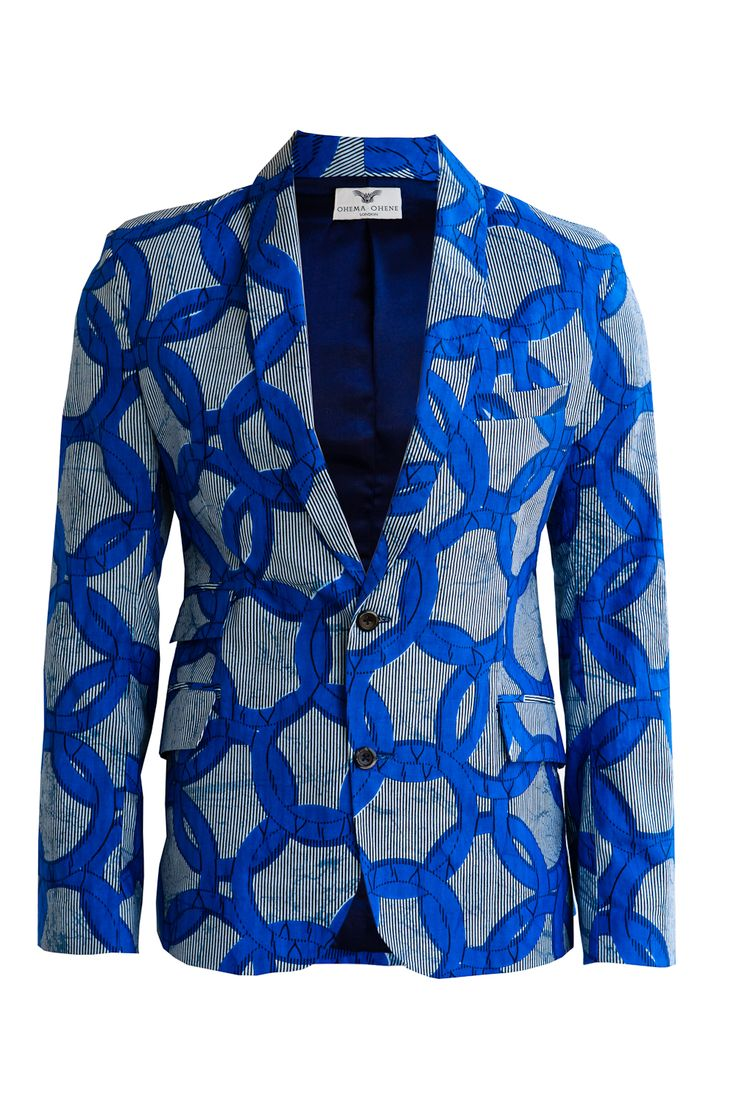 Fitted Men's African print blazer, shawl collar, 2 button, fully lined. I'm truly special…Dry clean only please- Check out our list of recommended cleaners on the 'CARE' page Matching items available- Benjamin waistcoat and Osei fitted skinny leg trousers Made with TLC in limited quantities. Very exclusive baby! OHEMA OHENE [...]