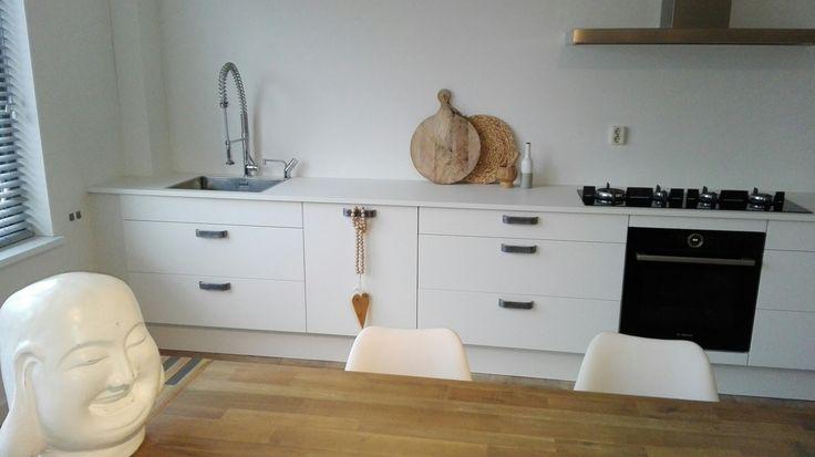Kitchen#scandinavian#white#clean#interior
