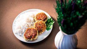 Вегетарианские рецепты / Готовим вкусно и интересно: Котлеты из цветной капусты