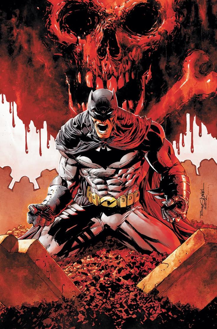 Batman | Detective Comics | Artist: Tony Daniel