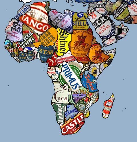 african beer | Beer World Map