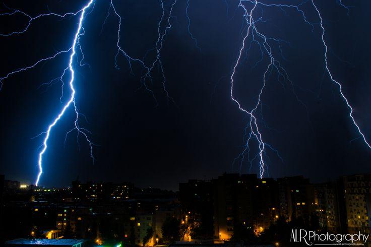 Lightning Never Strikes The Same Place Twice