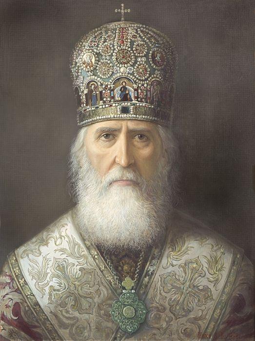 Патриарх Московский и всея Руси Питирим 1672-1673