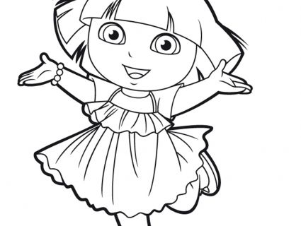 1000 ideas about coloriage dora on pinterest coloriage - Coloriage en ligne tfou ...