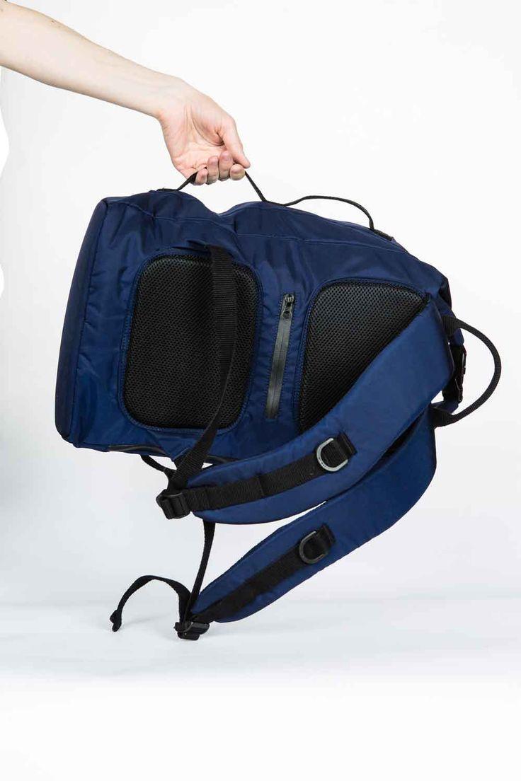 Большой городской рюкзак CODE: UNIK