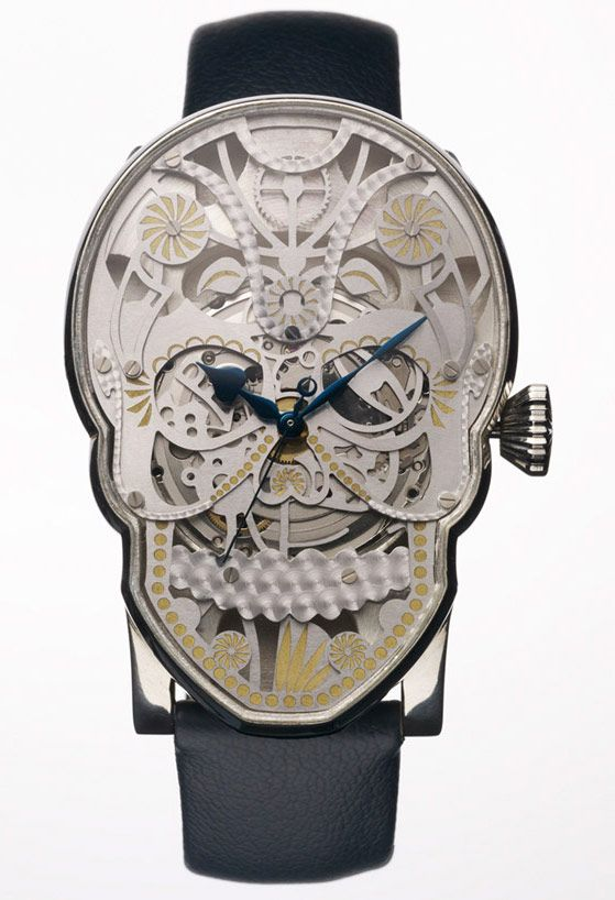 best watch ever! Memento Mori Watch