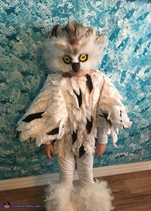 Snow Owl Costume