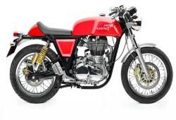 View here full details of new upcoming Royal Enfield Continental GT 535 Bike in india 2013