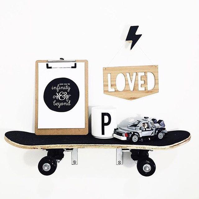 Skateboard Ideas top 25+ best skateboard shelves ideas on pinterest   skateboards