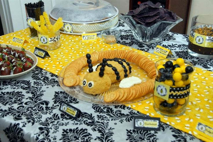 What Will It Bee? - Party Food