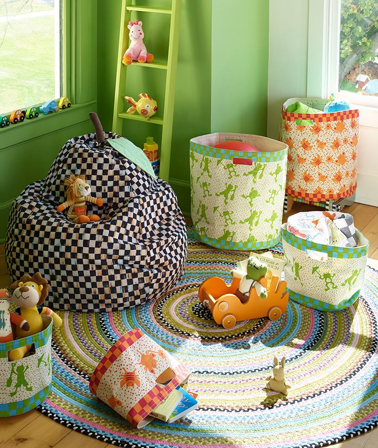 Bean Bags For Kids Room Part - 44: Our Collection For Kids Is Building! Pear-shaped Courtly Check Bean Bag  Chair,
