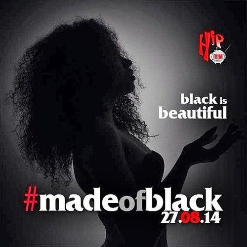 #madeofblack, madeofblack