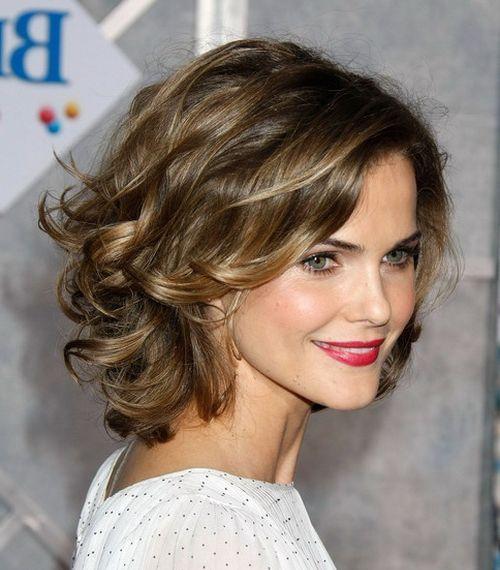 medium haircuts for curly hair 2015 - Google Search