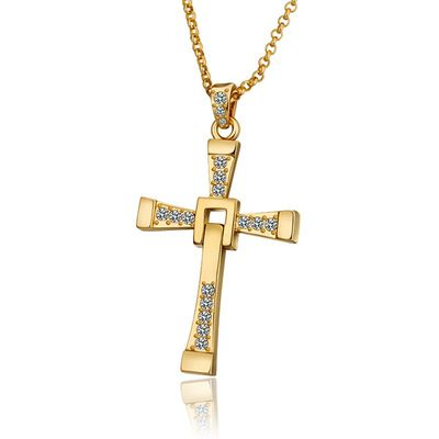 Necklace For Men Jewelry Gold Plated Black Cross Pendant #electronicsprojects #electronicsdiy #electronicsgadgets #electronicsdisplay #electronicscircuit #electronicsengineering #electronicsdesign #electronicsorganization #electronicsworkbench #electronicsfor men #electronicshacks #electronicaelectronics #electronicsworkshop #appleelectronics #coolelectronics