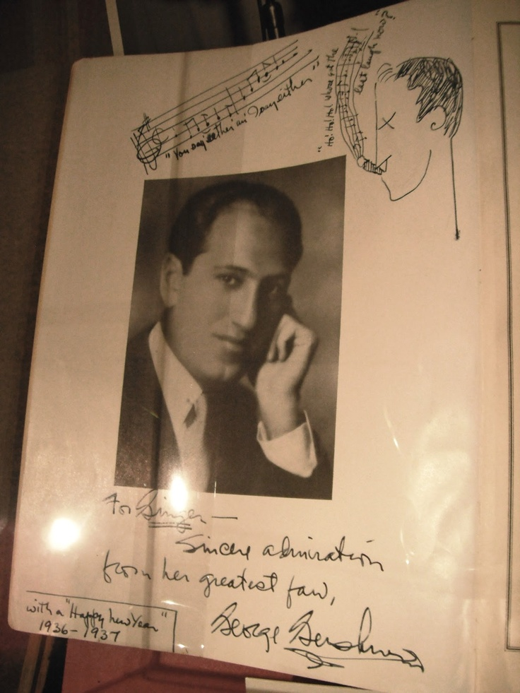 a biography of george gershwin Summertime is an aria composed in 1934 by george gershwin for the 1935 opera porgy and bess the lyrics are by dubose heyward, the author of the novel porgy on which the opera was based, although the song is also co-credited to ira gershwin by ascap.