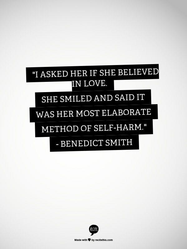 Benedict Smith