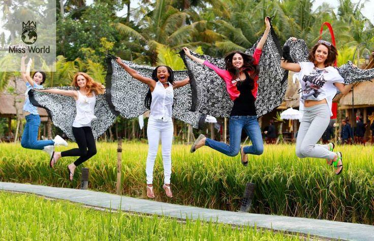 Miss World 2013 in Bali
