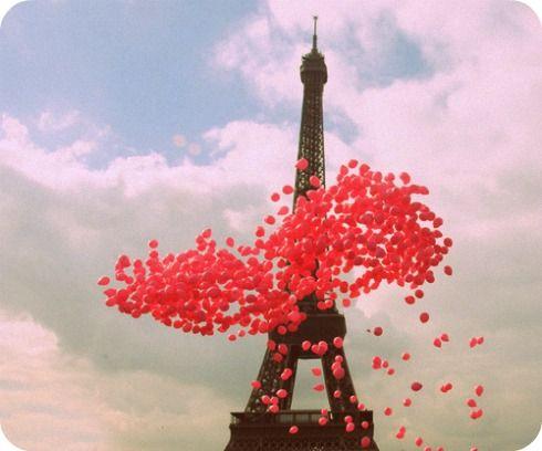 Paris...Paris...Paris: Tours Eiffel, Pink Balloon, Oneday, Eiffel Towers, Pink Paris, Paris France, Red Balloon, Pinkballoon, Paris Love