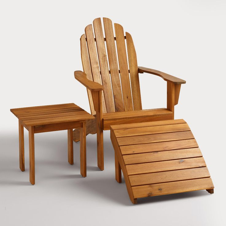 Built For Comfort, Our Exclusive Adirondack Chair Invites Resplendent  Relaxation With Its Wide, Slanted
