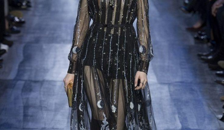 Το show του Christian Dior ήταν μια ωδή στο monochrome