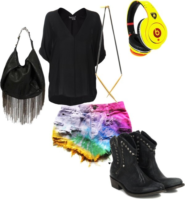 """Rockin'"" by anapopa on Polyvore"