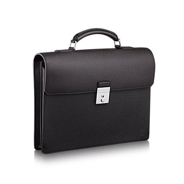 Bolsa De Couro Masculina Artesanal : Neo robusto couro taiga bolsas masculinas louis