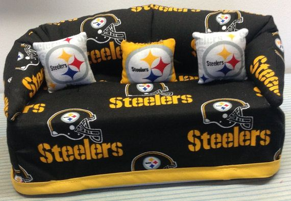 Pittsburgh Steelers Kleenex Box Couch Cover By Wasp42608