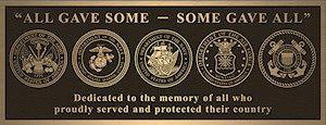 Fallen Soldier Memorial | Classical Statues | Custom Sculptures and Statues | Fallen Soldier Memorial | Veterians Memorials / Monuments | The Large Art Company
