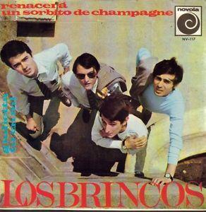 Renacerá [Grabación sonora] / Los Brincos.-- Madrid : Novola, 1966. 1GS/M/71