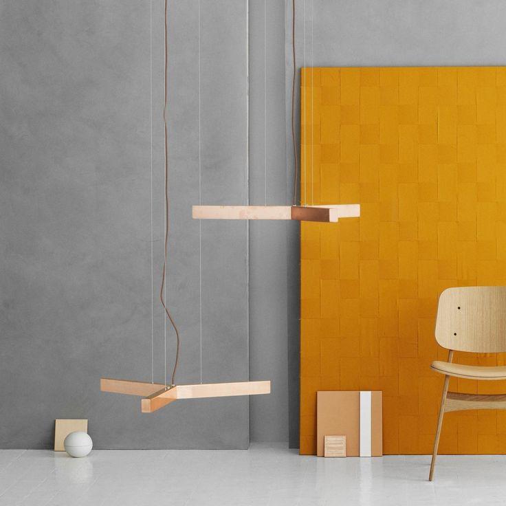 Anour Y Model Metal Pendant Lamp  | Anour_y_pendant | £1,550.00