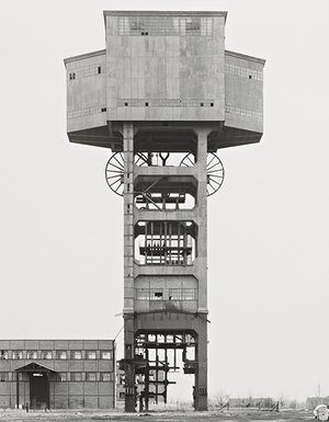 Lost world: Bernd and Hilla Becher's legendary industrial photographs