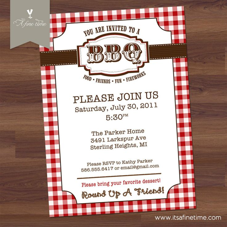 Cool Bbq Invitation Template Free Images Example Business Resume - Free bbq invitation template