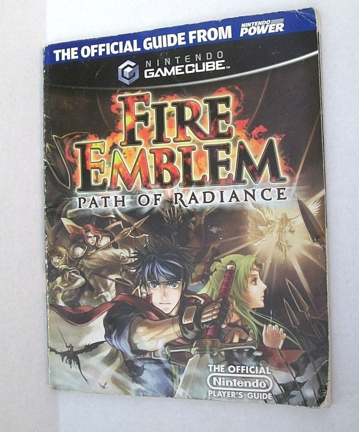 Fire Emblem: Path of Radiance  Official Nintendo Gamecube Players Strategy Guide