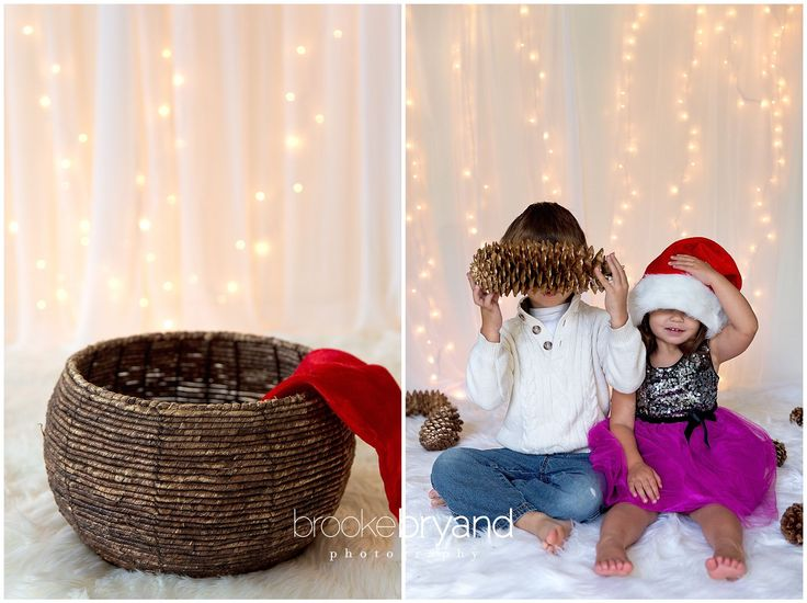 Behind the Scenes DIY Video | How to take diy holiday light photos | how to take diy christmas lights photos | Brooke Bryand Photography