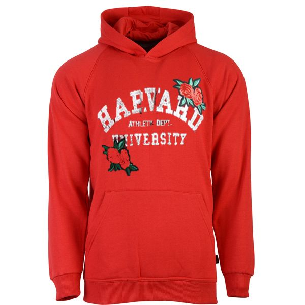 harvard red hoodie from teeshope.com This hoodie is Made To Order, one by one printed so we can control the quality.