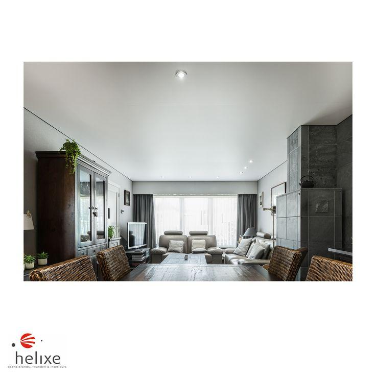 Superb Helixe Spanplafonds Plafonds Tendus Stretch Ceiling Techos Tensados Spanndecken Helixe be Muren