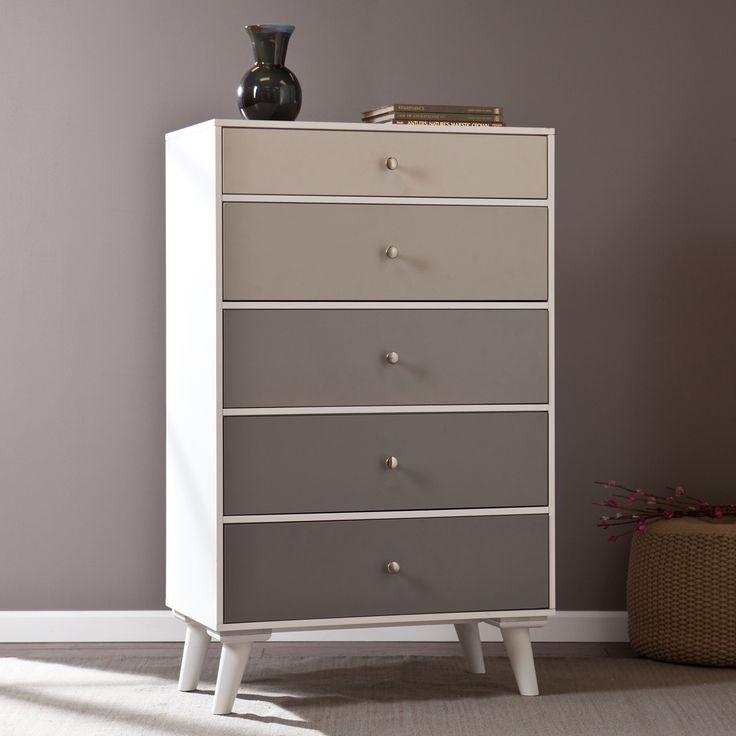 $400 Ombré Clouds 5-Drawer Dresser - Dot & Bo