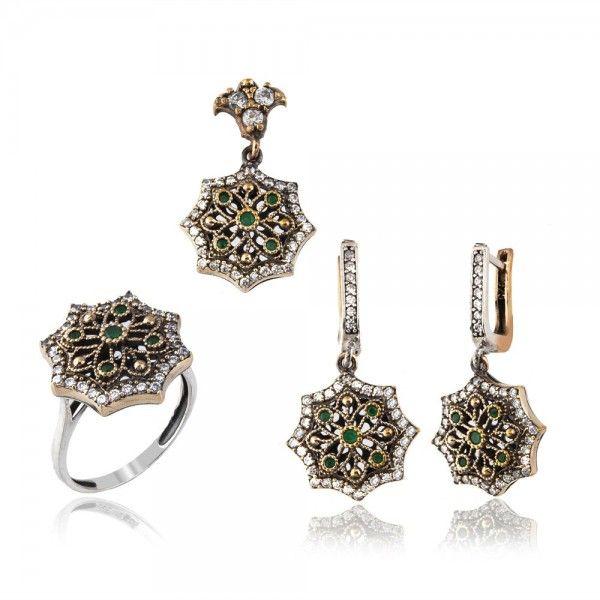 Authentic Women's Silver Sets www.hanedansilver.com #Roxelana #East #Market #Hurrem #Jewellers #Silver #Earring #Jewelers #Ottoman #GrandBazaar #Earring #Silver #Pendant #Silver #Bracelet #Anadolu #Schmuck #Silver #Bead #Bracelet #East #Authentic #Jewelry #Necklace #Jewellery #Silver #Ring #Silver #Necklace #Pendant #Antique #istanbul #Turkiye #Reliable #Outlet #Wholesale #Jewelry #Factory