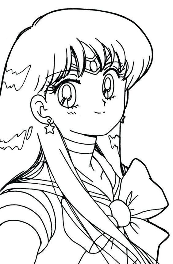 🎨 sailor moon  sailor moon katze lustige malvorlagen