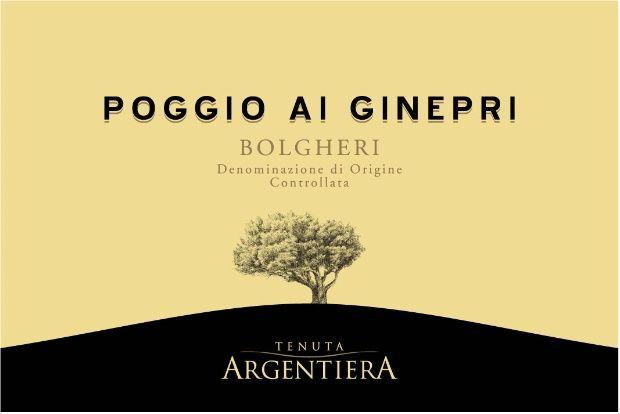 2008 Tenuta Argentiera Bolgheri Poggio Ai Ginepri