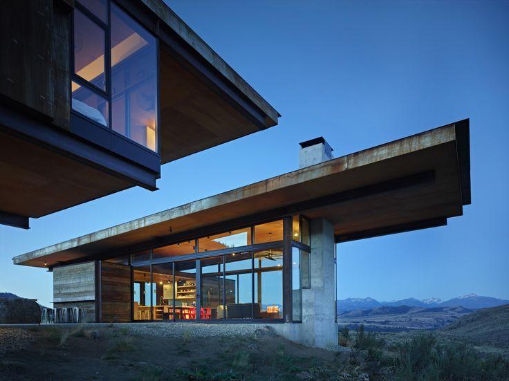 Studhorse ~ Olson Kundig Architects