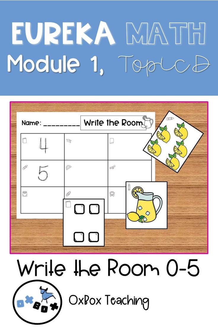 Eureka Math Module 1 Topic D Center Activity Lemonade