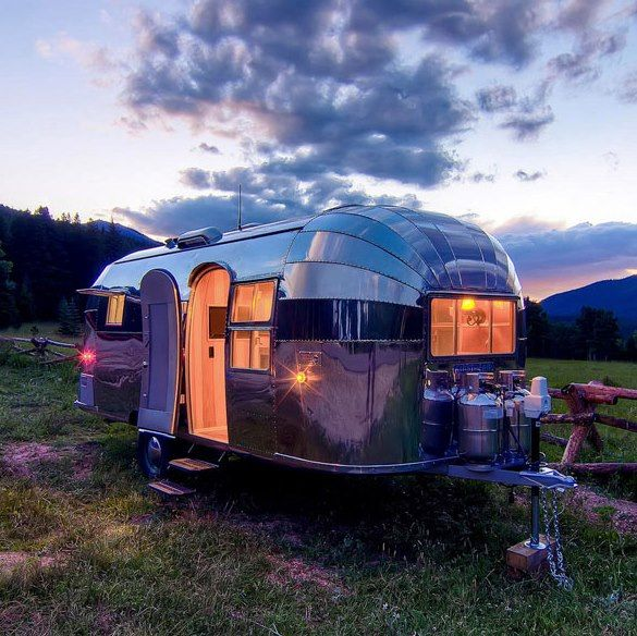 Timeless orvis airstream timeless travel trailers - I Love It But I Want A Movable Drivable Small House I Can
