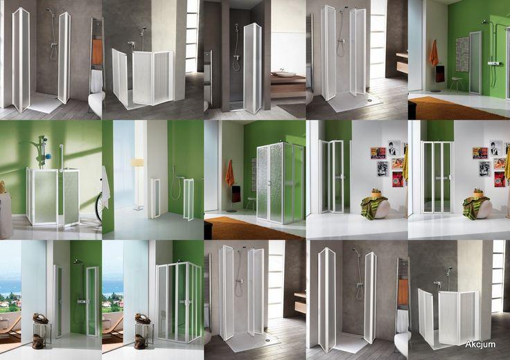 Największy wybór kabin natryskowych dla niepełnosprawnych, kabiny bezprogowe, drzwi do wnęki dla niepełnosprawnych