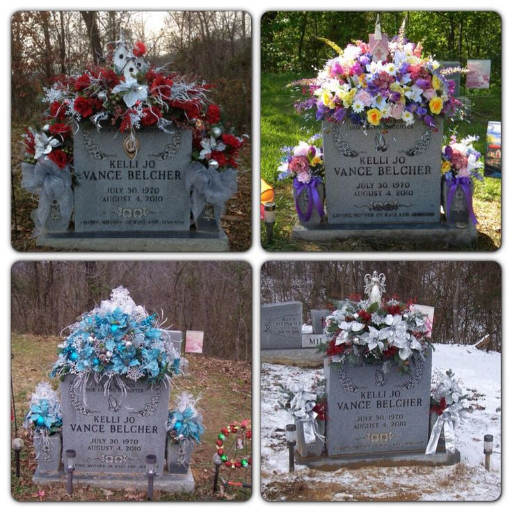 Christmas Grave Decorations Uk: 64 Best Daddy's Grave Images On Pinterest