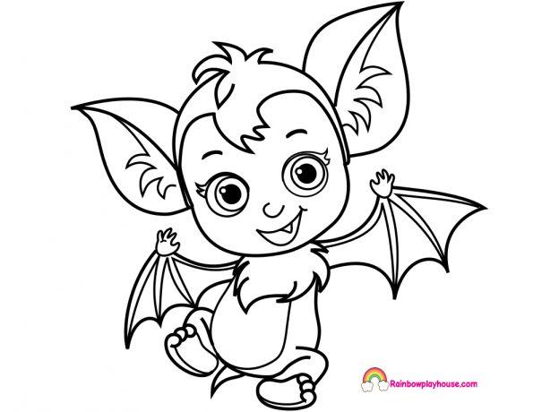 Best 25 Bat coloring pages ideas