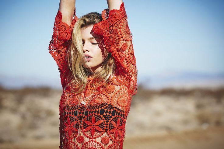 Coup de coeur pour la robe brodée (H&M & Coachella)