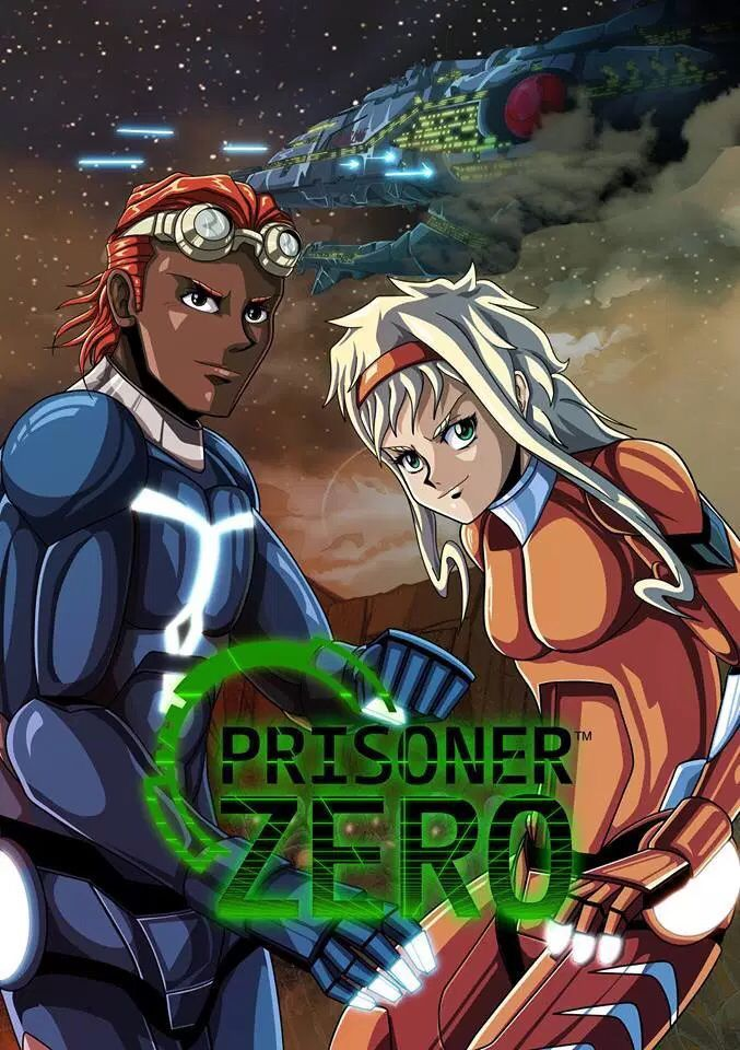 Prisoner Zero - Tag, Gem and The Rouge